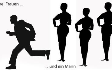 Rü-Bühnen Ensemble Traumfänger – Drei Frauen und ein Mann