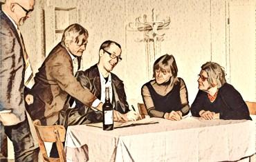 RÜ-Bühnen Ensemble – Arsen und Spitzenhäubchen