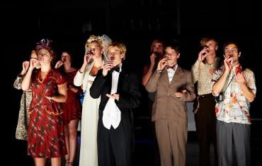 Offline und online Theaterkurse